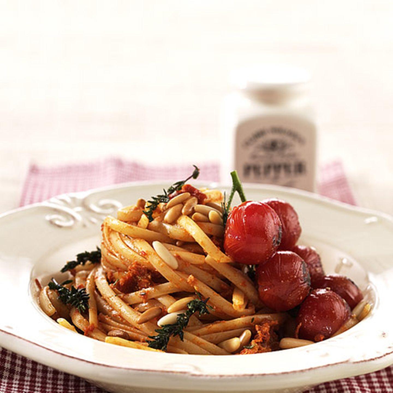 Tomaten-Pesto
