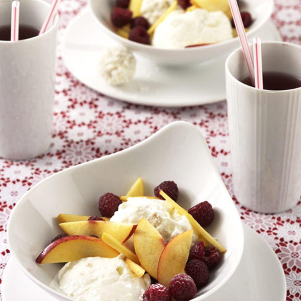Raffaelo-Joghurt-Mousse