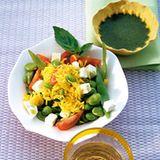Bohnen-Reis-Salat