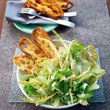 Caesar's Salad mit Tofu-Dressing