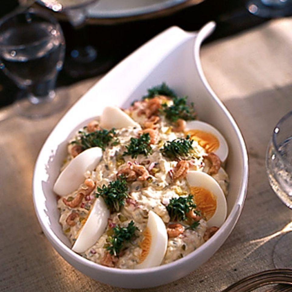 Eier-Krabben-Remoulade