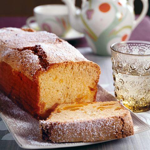 Clementinen-Makronen-Kuchen