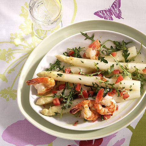 Spargel-Rauke-Salat