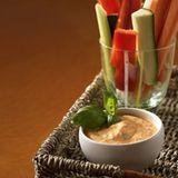 Gemüsesticks mit Quarkdip