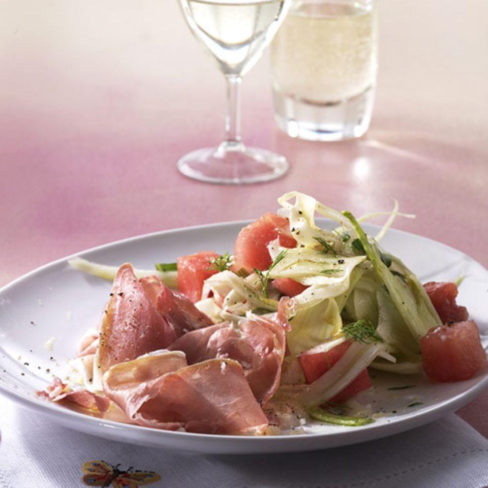 Fenchel-Melonen-Salat