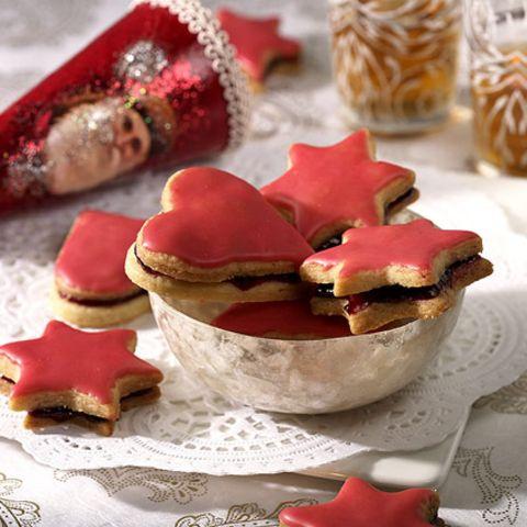Cassis-Kekse
