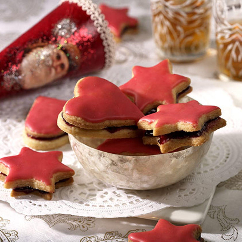 Rezepte: Kekse mit Frucht