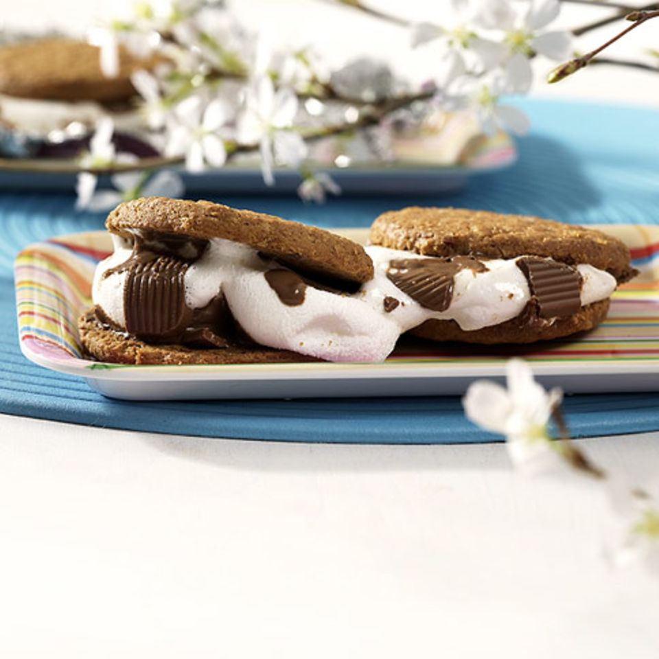 Marshmallow-Sandwich