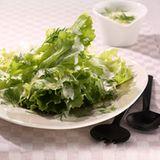 Salat mit süßer Dillsauce