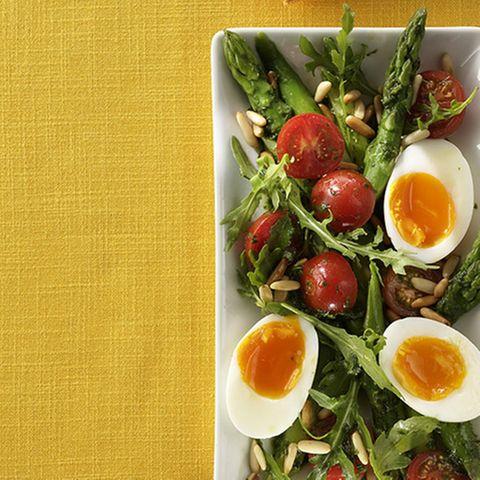Spargel-Ei-Salat