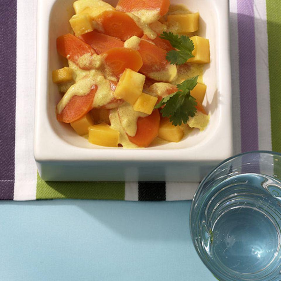 Curry-Möhren
