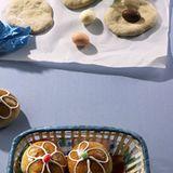 Überraschungs-Osterbrötchen