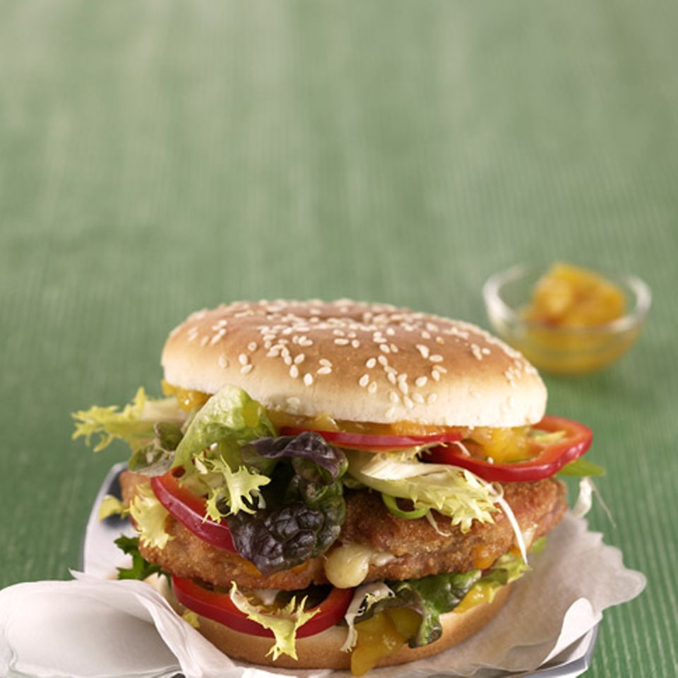 Ham-Burger