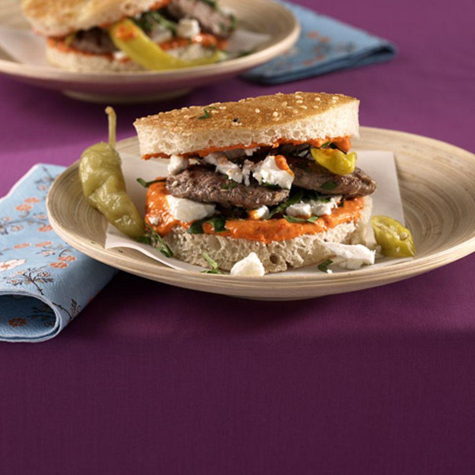 Balkan-Burger