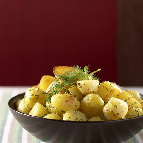 Senf-Dill-Kartoffeln