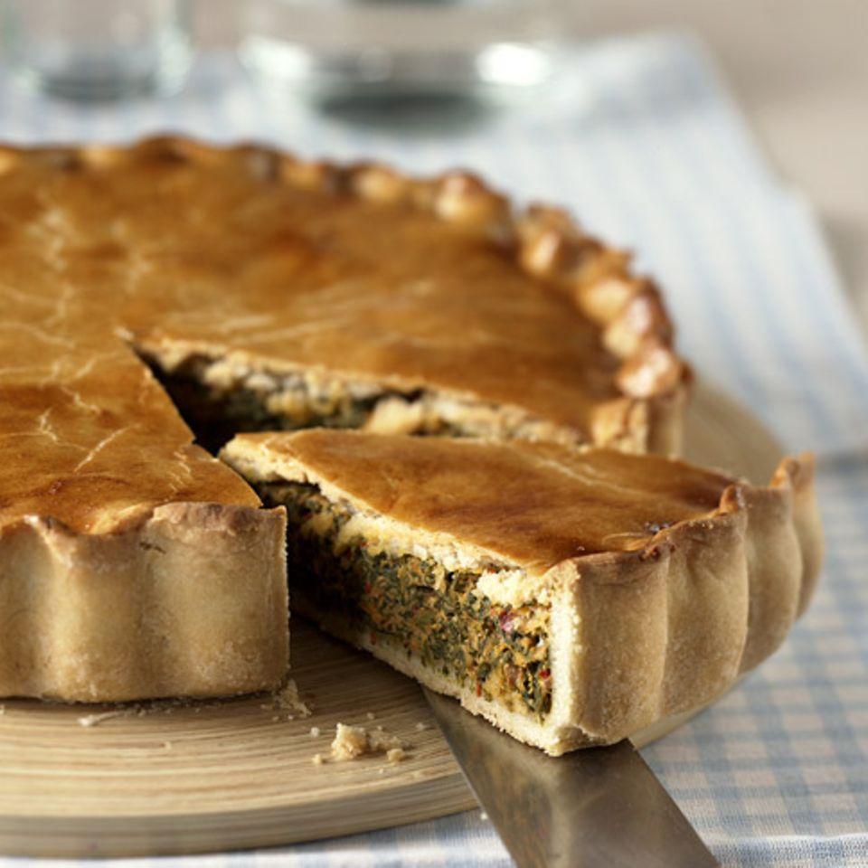 Spinat-Pie