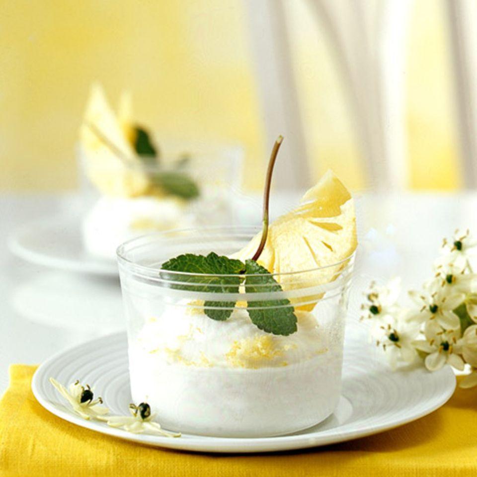 Limoncello-Ricotta-Parfait