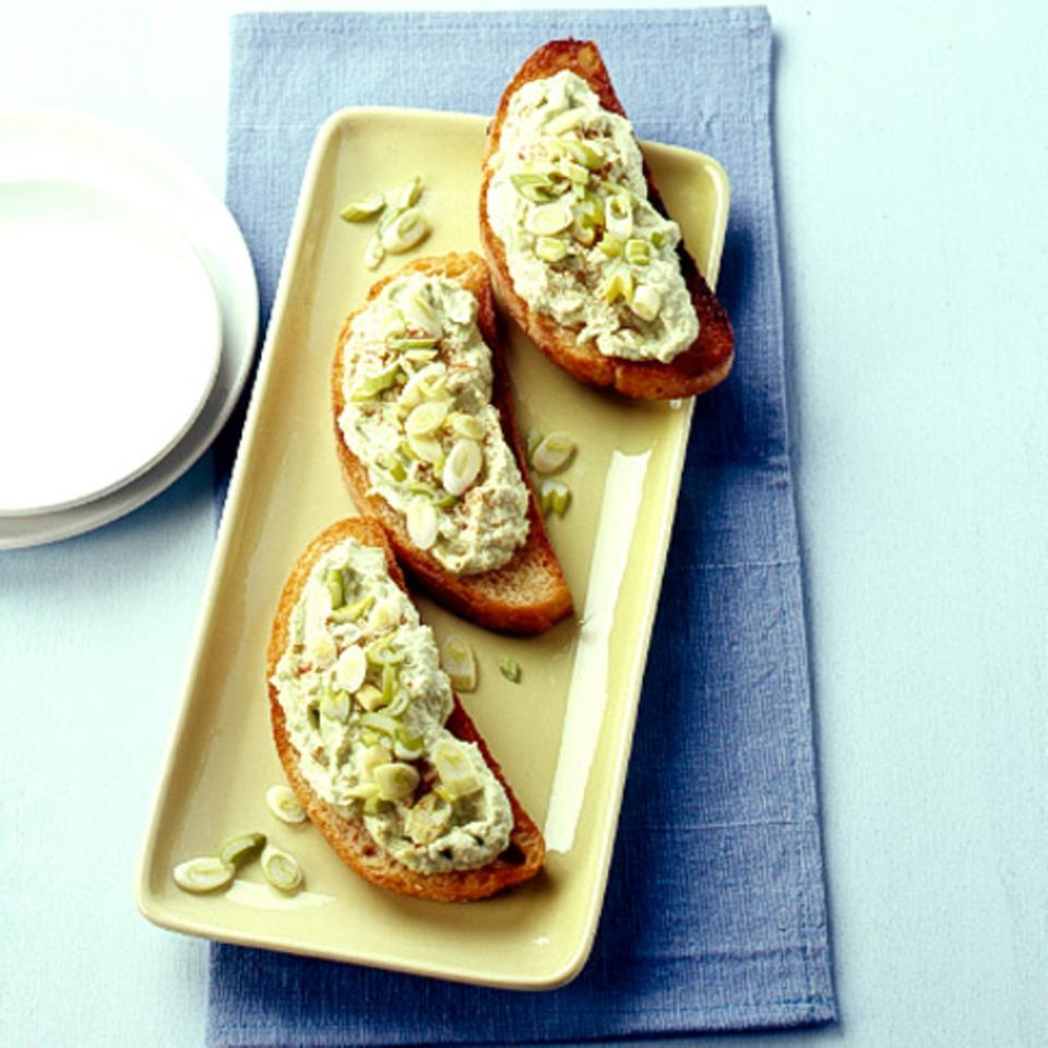 Avocado-Crostini