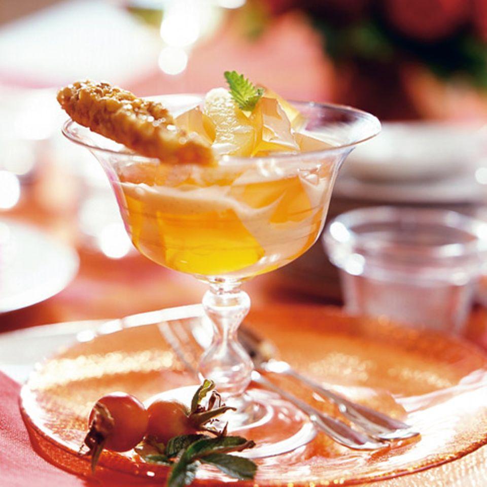 Apfel-Ingwer-Gelee