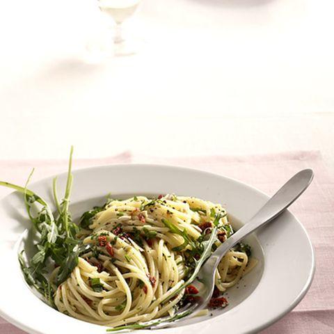 Tomaten-Rauke-Pesto