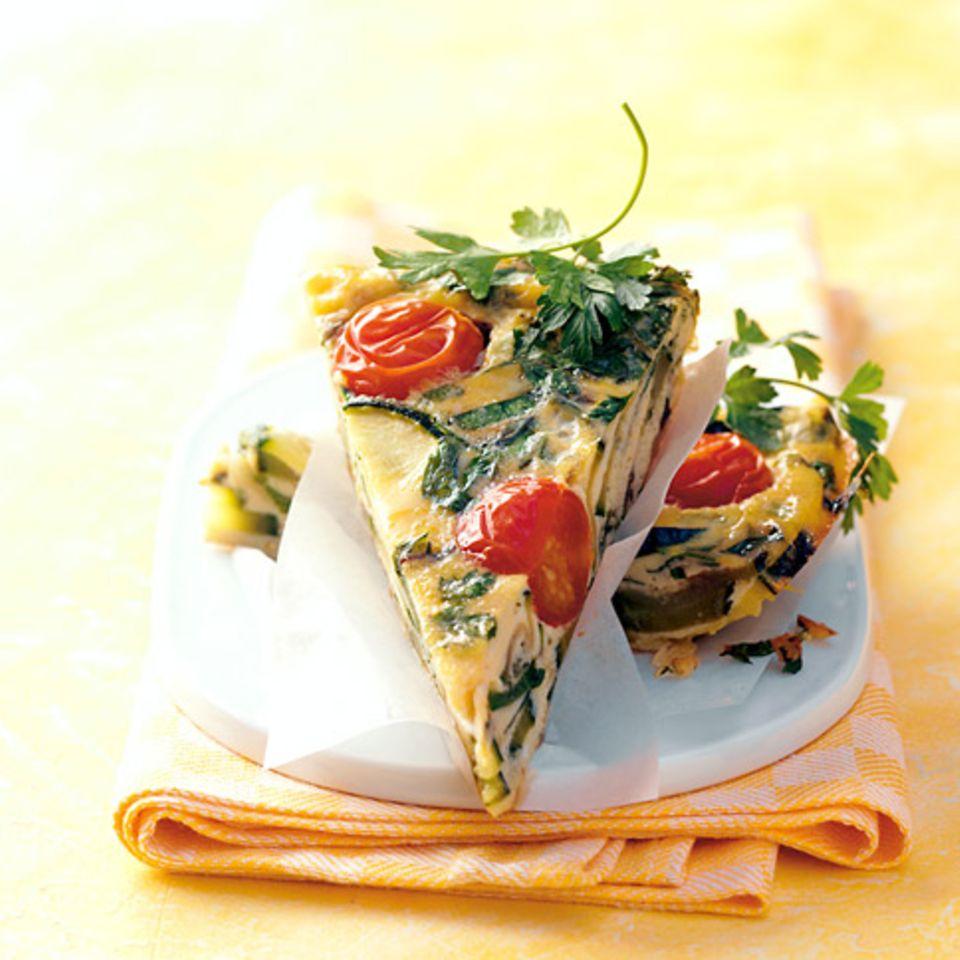 Zucchini-Tortilla
