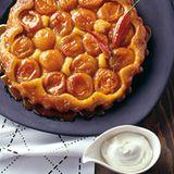 Aprikosen-Chili-Tarte