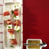 Tomaten-Feta-Spieß