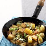 Würzige Bratkartoffeln