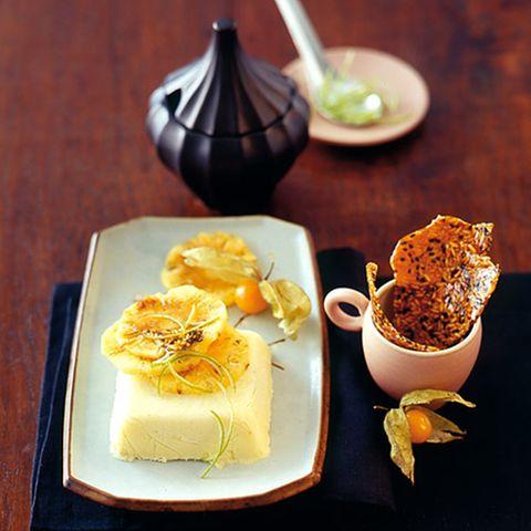 Ananas-Kokos-Sorbet