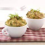 Kartoffel-Soufflé aus der Tasse