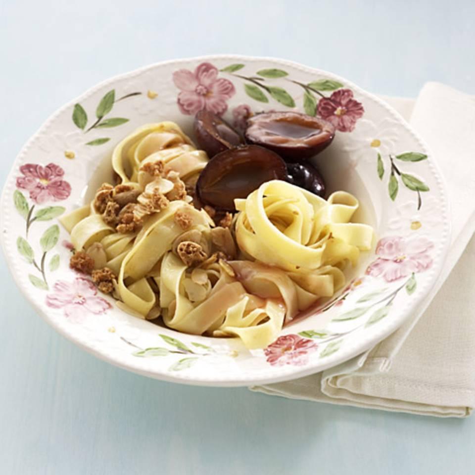 Amarettini-Nudeln Rezept
