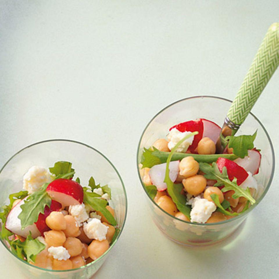 Erbsen-Kartoffelsalat