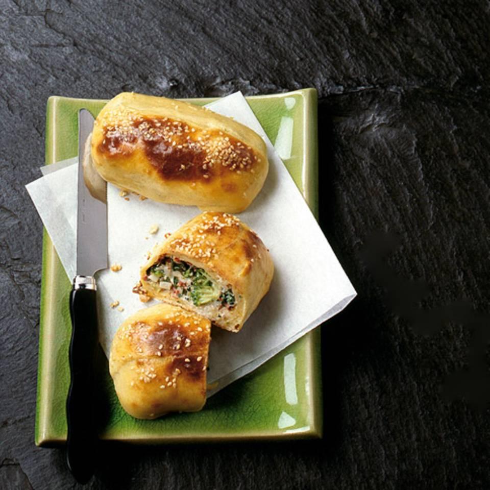 Broccoli-Quarktaschen Rezept