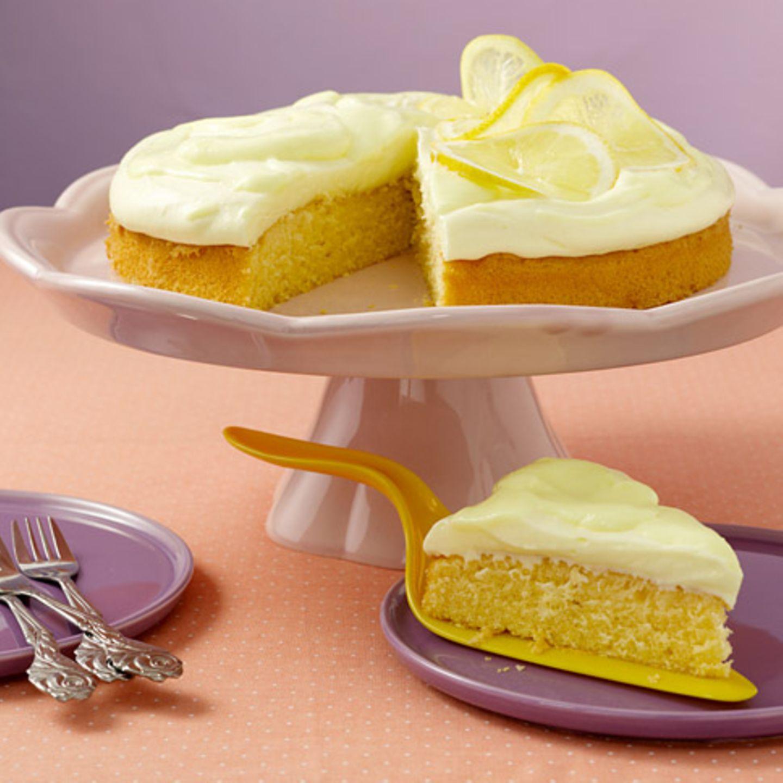 Rezepte: Kuchen und Torte mit Zitrone
