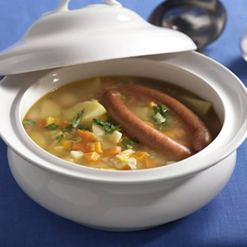 Suppengrün-Eintopf Rezept