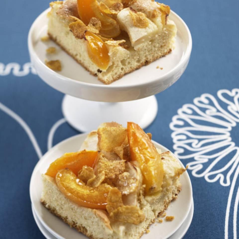 Cornflakes-Kuchen Rezept