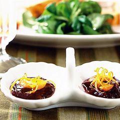 Preiselbeer-Kumquat-Sauce
