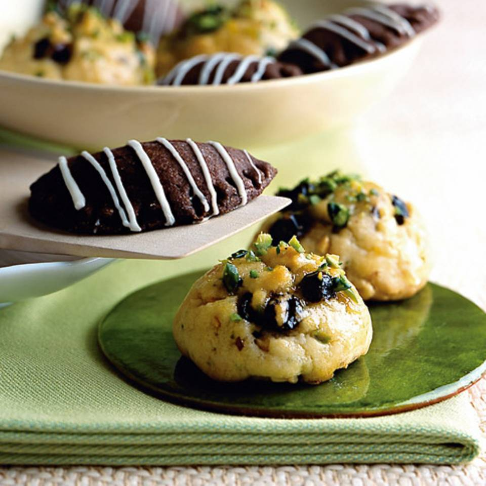 Cranberry-Cookies Rezept
