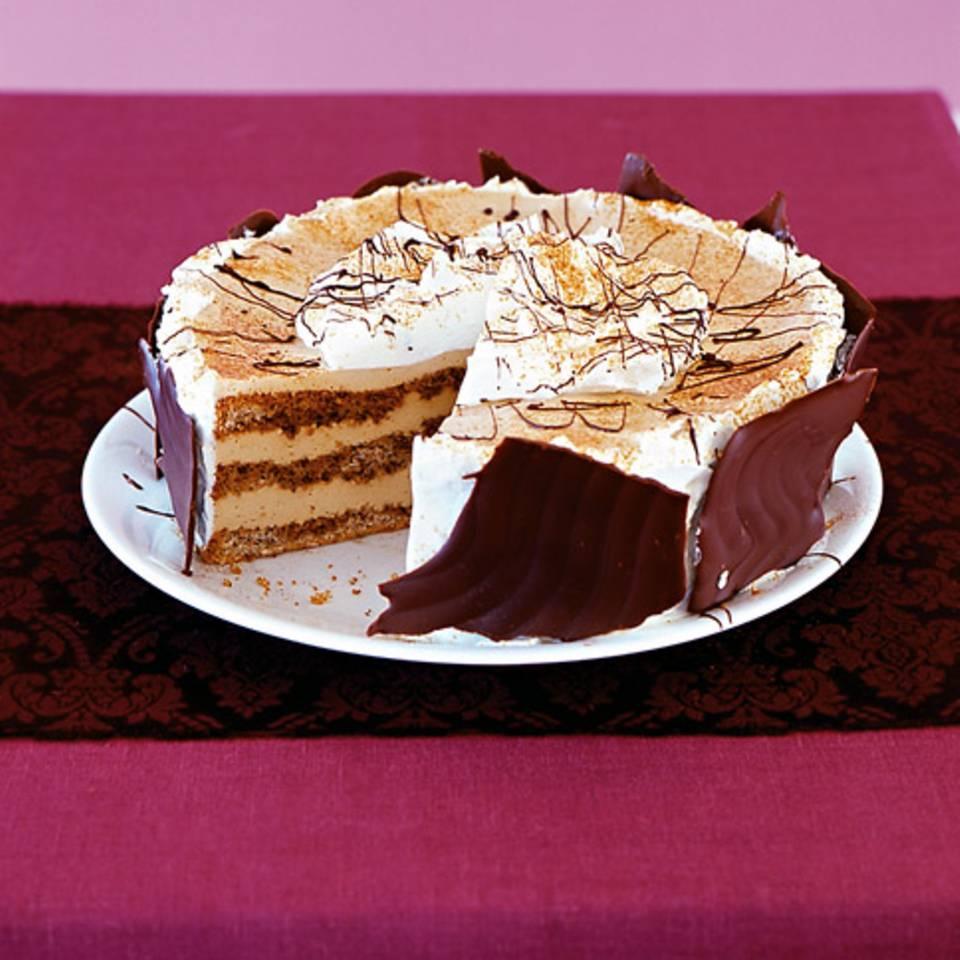 Irish-Coffee-Torte Rezept