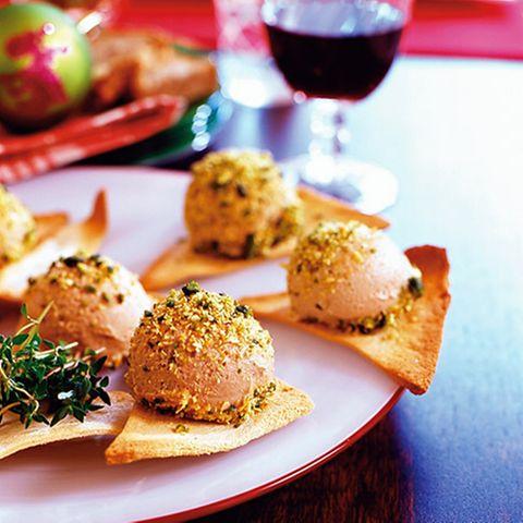 Rotkohlsalat mit Chicorée und Mango