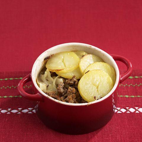 Kartoffel-Kraut-Topf