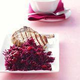 Cranberry-Rotkohl