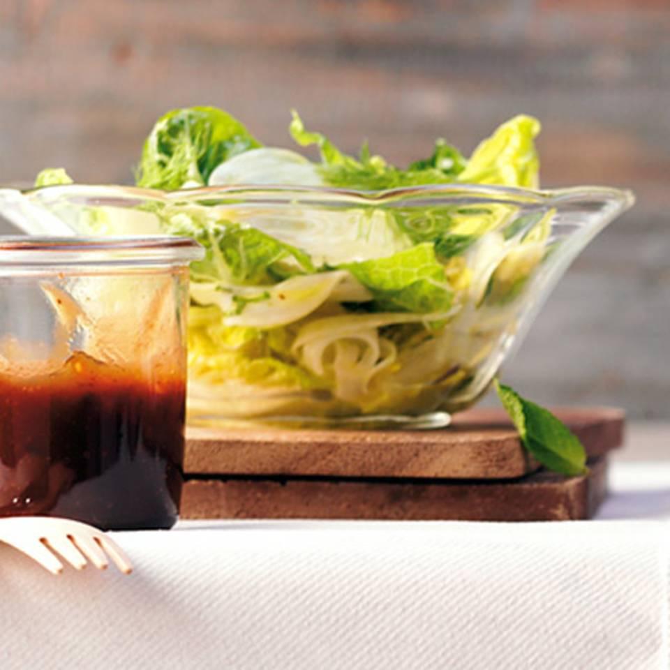 Römersalat mit Fenchel Rezept