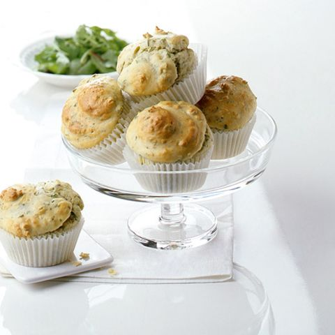 Pikante Quarkmuffins