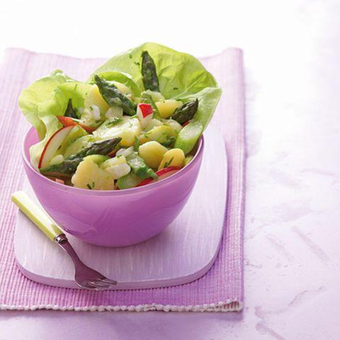 Spargel-Kartoffelsalat