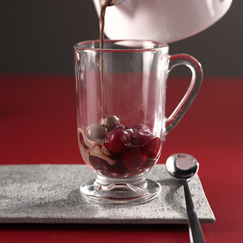 Rumtopf-Schokolade