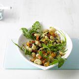 Weiße-Bohnen-Kürbis-Salat