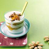 Obst-Joghurt-Creme