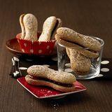 Lebkuchen-Biskuits