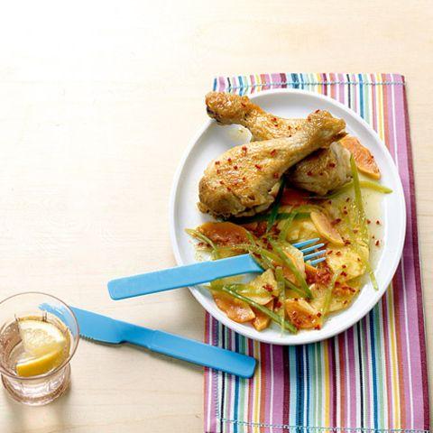 Jamaikanisches Jerk-Chicken